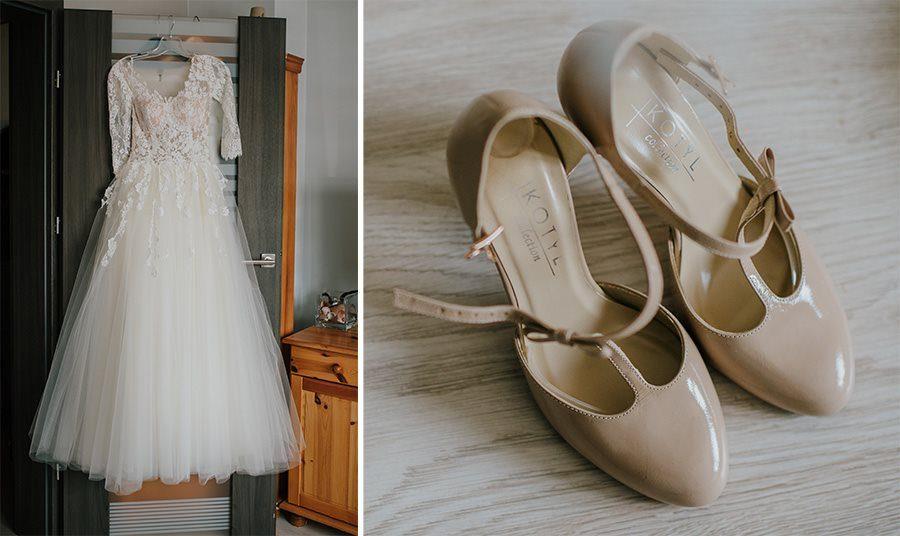 Piękny, wzruszający ślub - Dworek BINKOWSKI Kielce 20