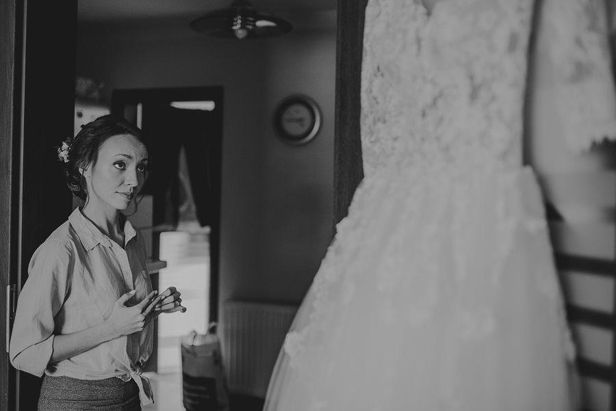 Piękny, wzruszający ślub - Dworek BINKOWSKI Kielce 23
