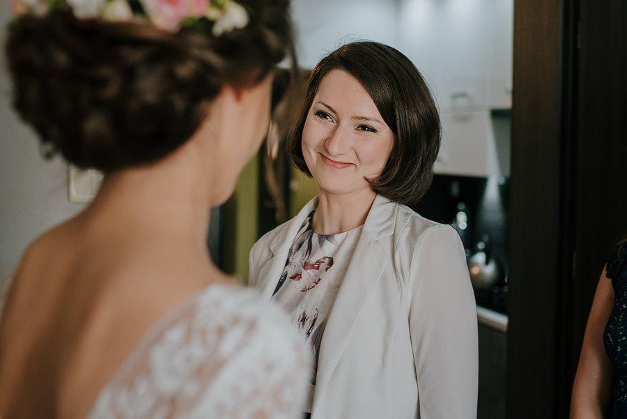 Piękny, wzruszający ślub - Dworek BINKOWSKI Kielce 27