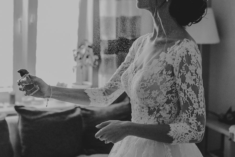 Piękny, wzruszający ślub - Dworek BINKOWSKI Kielce 34