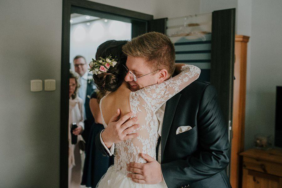 Piękny, wzruszający ślub - Dworek BINKOWSKI Kielce 37