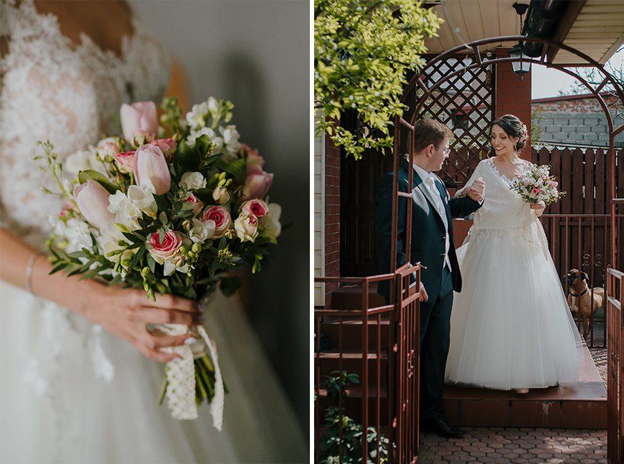 Piękny, wzruszający ślub - Dworek BINKOWSKI Kielce 39