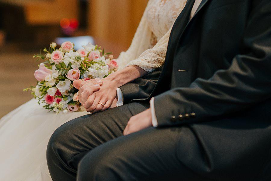 Piękny, wzruszający ślub - Dworek BINKOWSKI Kielce 55