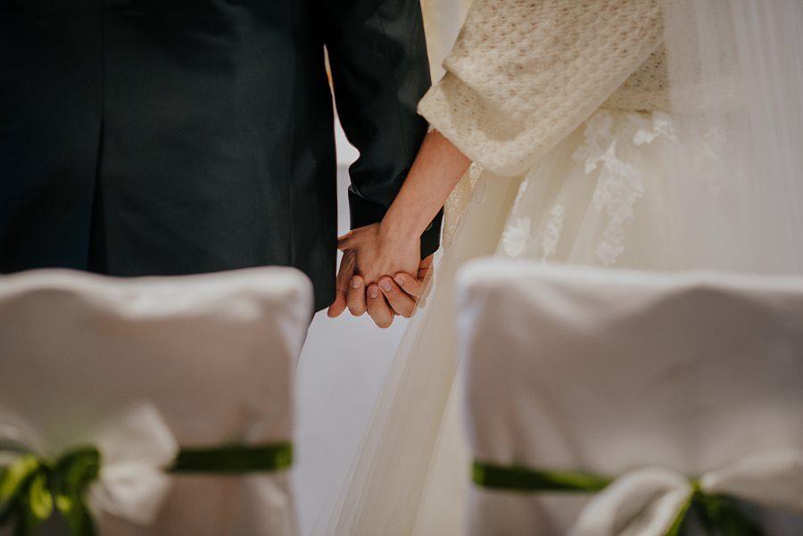 Piękny, wzruszający ślub - Dworek BINKOWSKI Kielce 59
