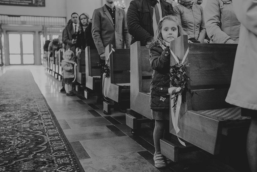 Piękny, wzruszający ślub - Dworek BINKOWSKI Kielce 60