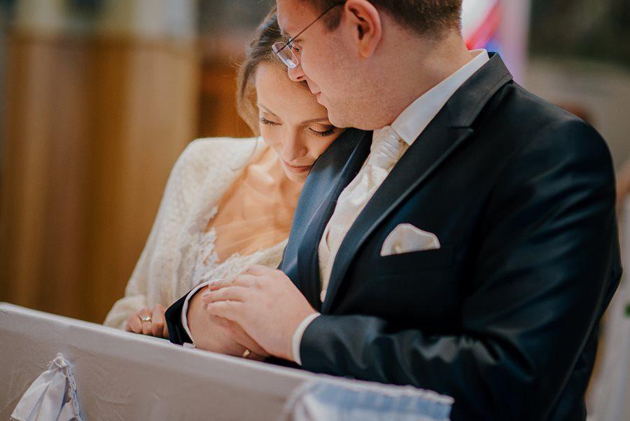 Piękny, wzruszający ślub - Dworek BINKOWSKI Kielce 76