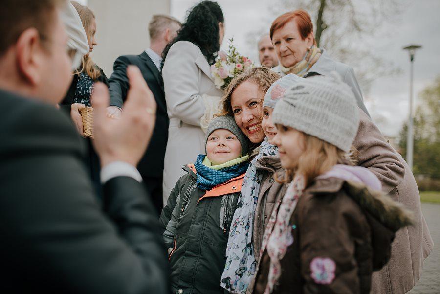 Piękny, wzruszający ślub - Dworek BINKOWSKI Kielce 82