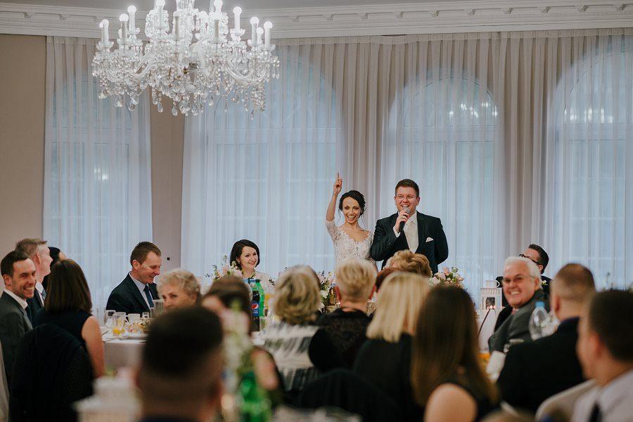 Piękny, wzruszający ślub - Dworek BINKOWSKI Kielce 86
