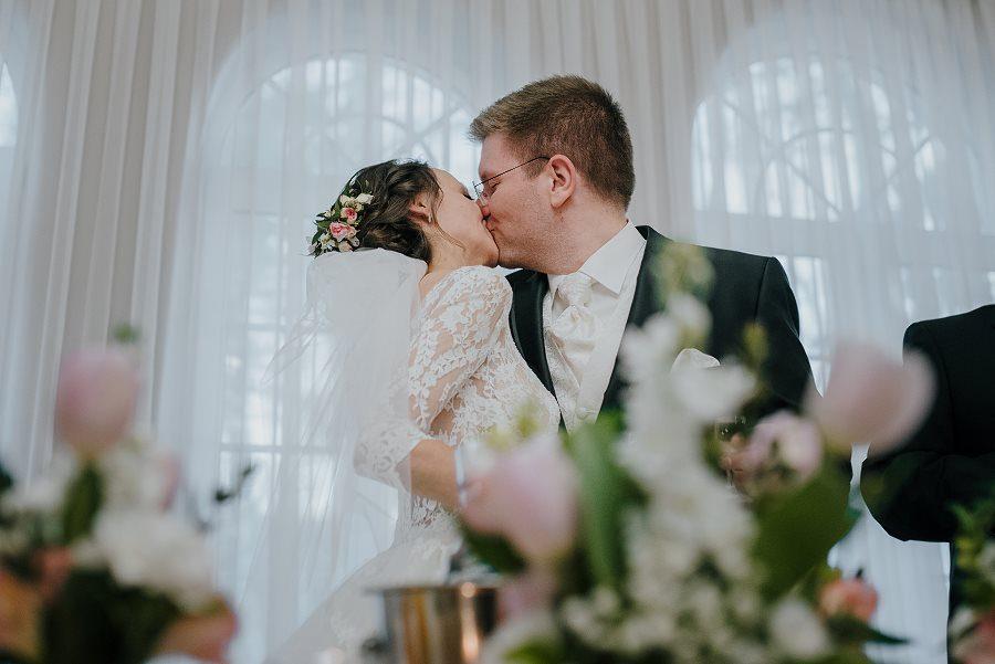 Piękny, wzruszający ślub - Dworek BINKOWSKI Kielce 87