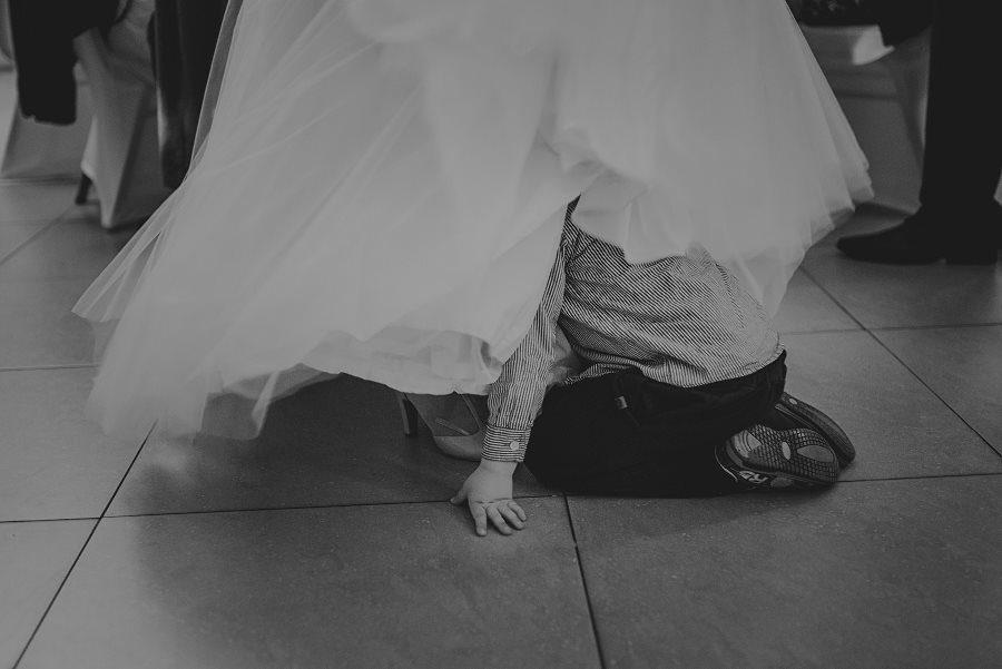 Piękny, wzruszający ślub - Dworek BINKOWSKI Kielce 92