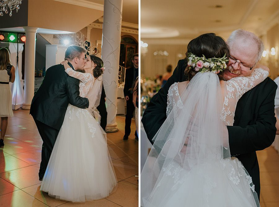 Piękny, wzruszający ślub - Dworek BINKOWSKI Kielce 96