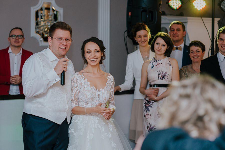Piękny, wzruszający ślub - Dworek BINKOWSKI Kielce 101