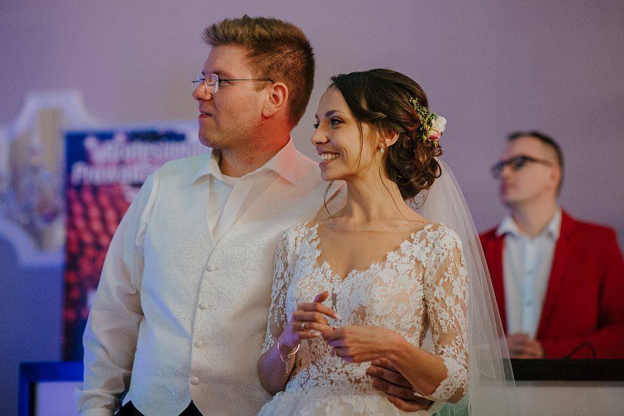 Piękny, wzruszający ślub - Dworek BINKOWSKI Kielce 103
