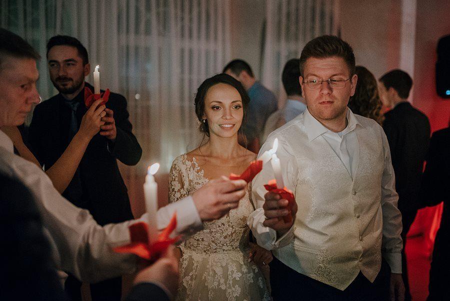 Piękny, wzruszający ślub - Dworek BINKOWSKI Kielce 105