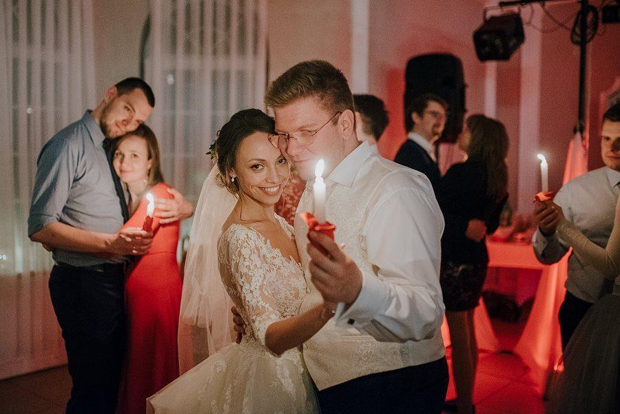 Piękny, wzruszający ślub - Dworek BINKOWSKI Kielce 106