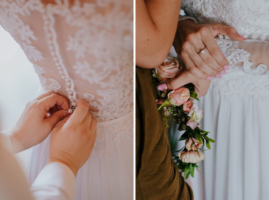 Plenerowy ślub w Kielcach - Dworek w Masłowie 196
