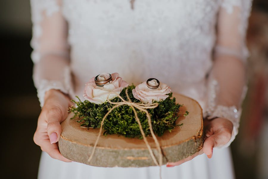 Plenerowy ślub w Kielcach - Dworek w Masłowie 205