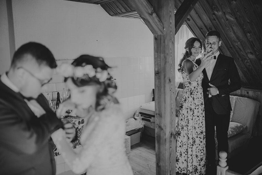 Plenerowy ślub w Kielcach - Dworek w Masłowie 207