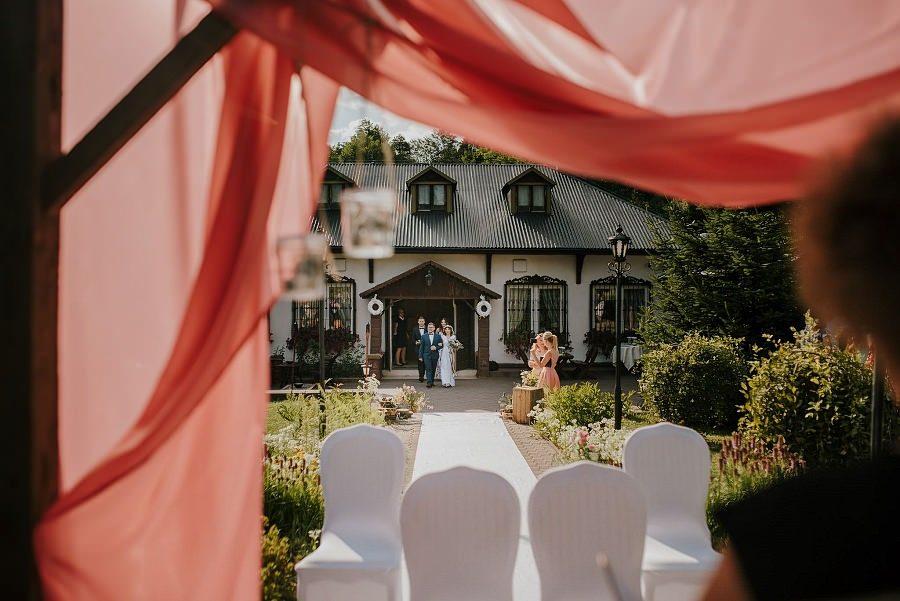 Plenerowy ślub w Kielcach - Dworek w Masłowie 208