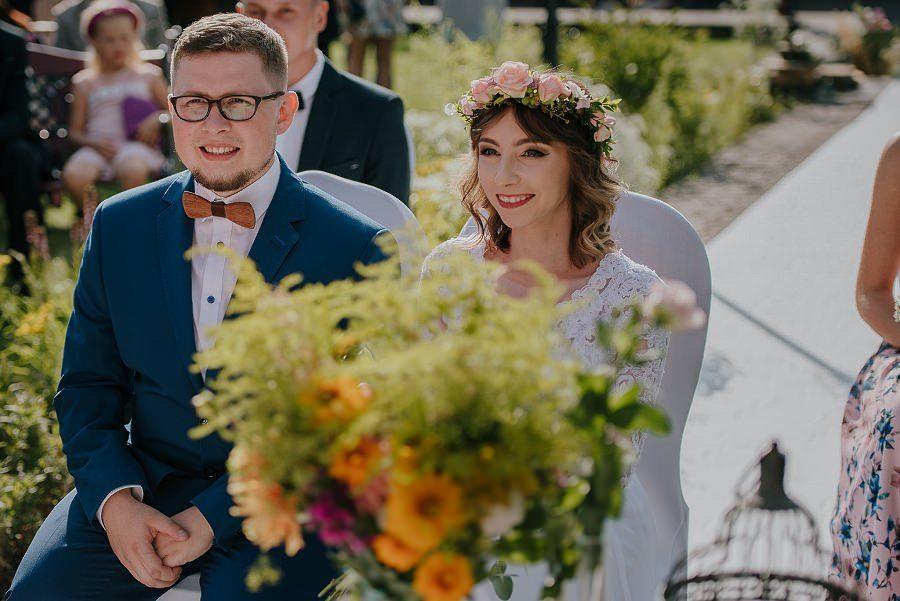 Plenerowy ślub w Kielcach - Dworek w Masłowie 211