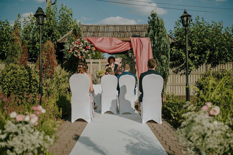 Plenerowy ślub w Kielcach - Dworek w Masłowie 212