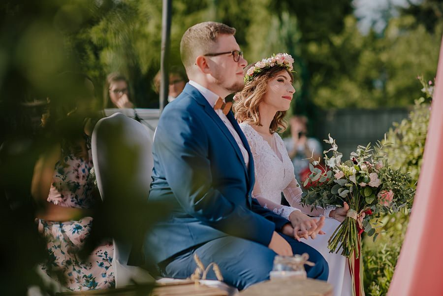 Plenerowy ślub w Kielcach - Dworek w Masłowie 214