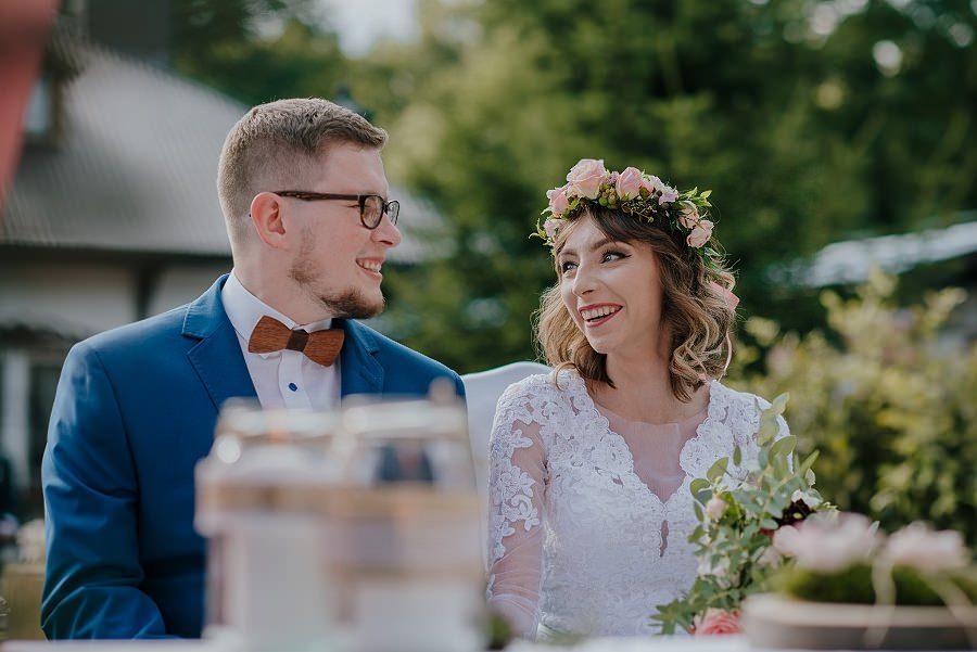 Plenerowy ślub w Kielcach - Dworek w Masłowie 216