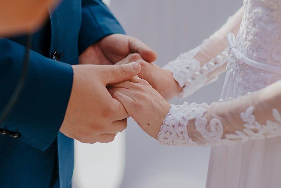 Plenerowy ślub w Kielcach - Dworek w Masłowie 218
