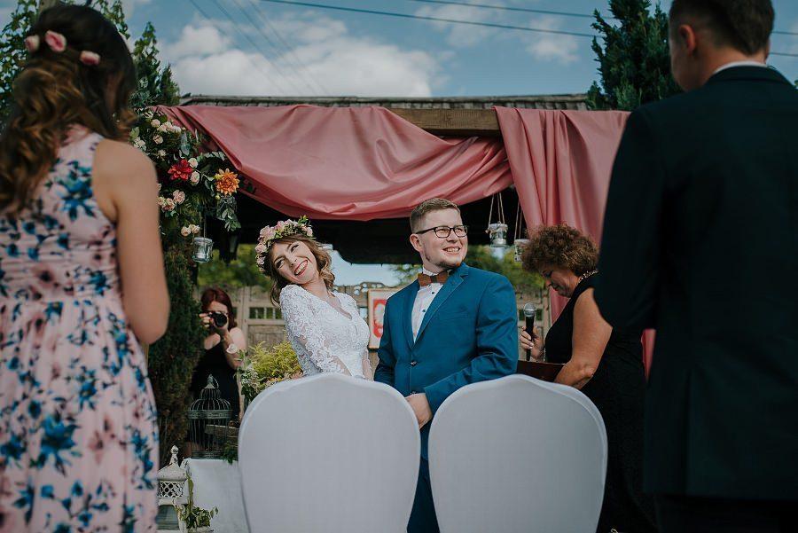 Plenerowy ślub w Kielcach - Dworek w Masłowie 222