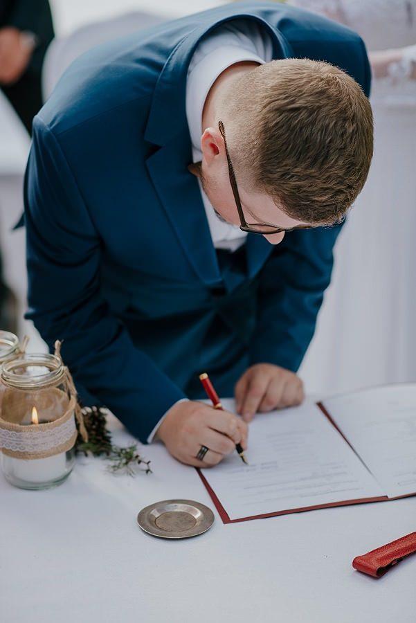 Plenerowy ślub w Kielcach - Dworek w Masłowie 225