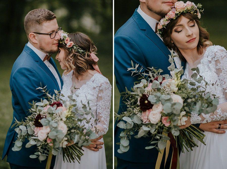 Plenerowy ślub w Kielcach - Dworek w Masłowie 230