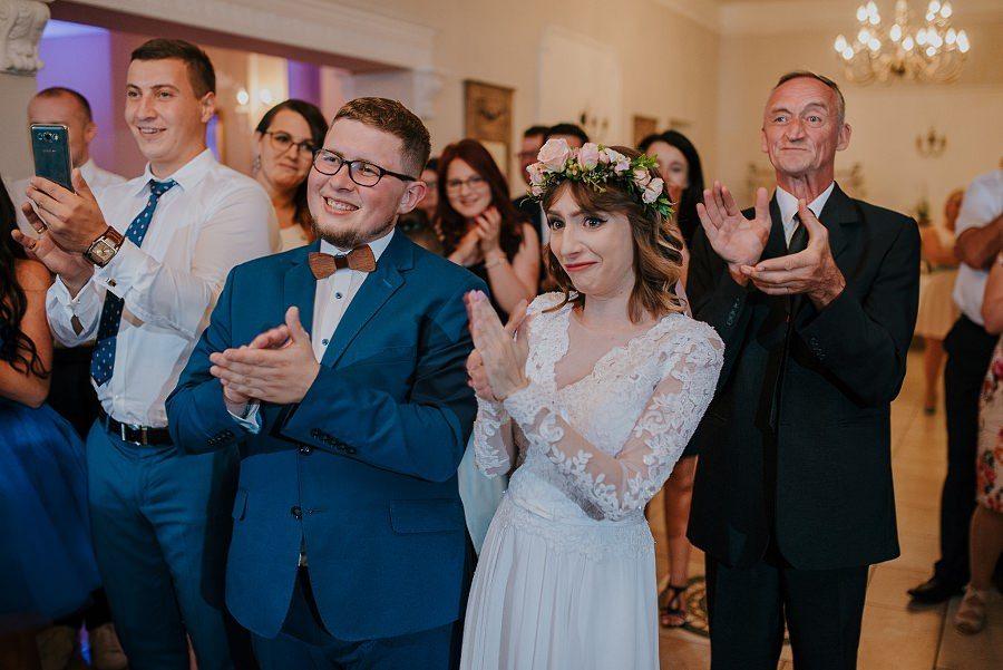 Plenerowy ślub w Kielcach - Dworek w Masłowie 244