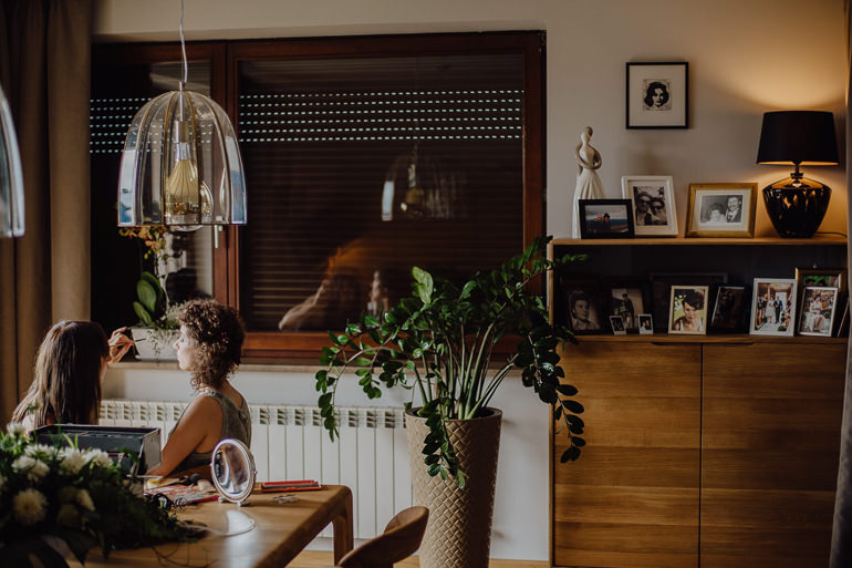 Martyna i Mirek - fotografia ślubna - Hotel Uroczysko - Kielce 3