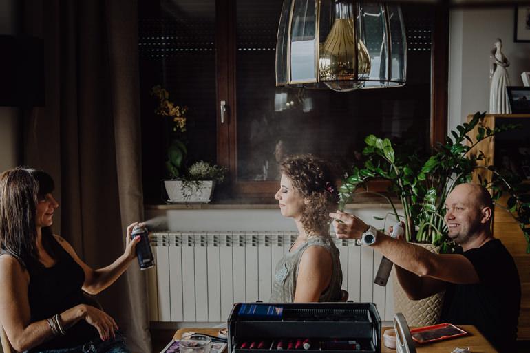 Martyna i Mirek - fotografia ślubna - Hotel Uroczysko - Kielce 9