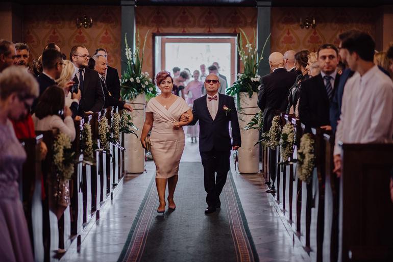 Martyna i Mirek - fotografia ślubna - Hotel Uroczysko - Kielce 32