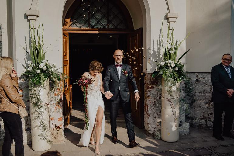 Martyna i Mirek - fotografia ślubna - Hotel Uroczysko - Kielce 51