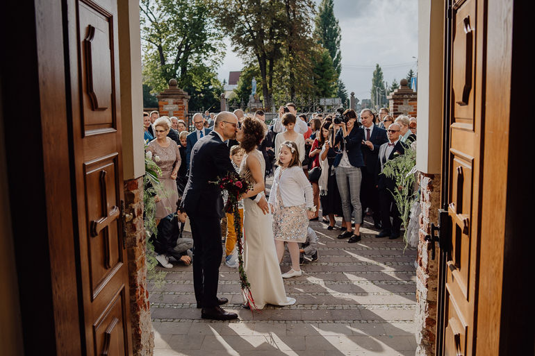 Martyna i Mirek - fotografia ślubna - Hotel Uroczysko - Kielce 53