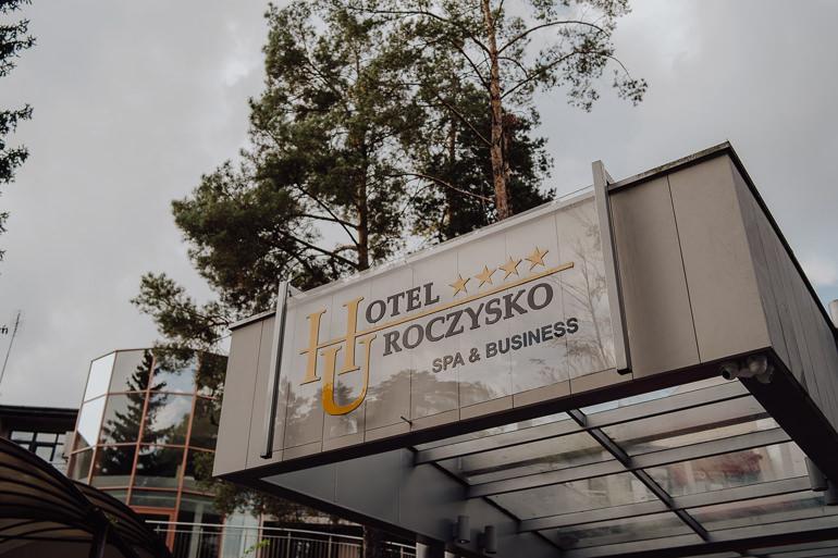 Martyna i Mirek - fotografia ślubna - Hotel Uroczysko - Kielce 54