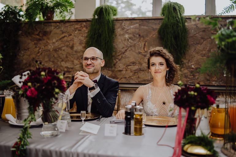 Martyna i Mirek - fotografia ślubna - Hotel Uroczysko - Kielce 65