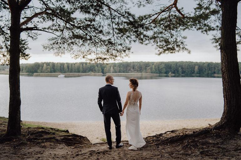 Martyna i Mirek - fotografia ślubna - Hotel Uroczysko - Kielce 81