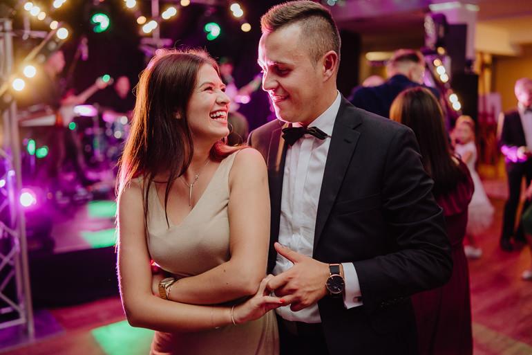 Martyna i Mirek - fotografia ślubna - Hotel Uroczysko - Kielce 116