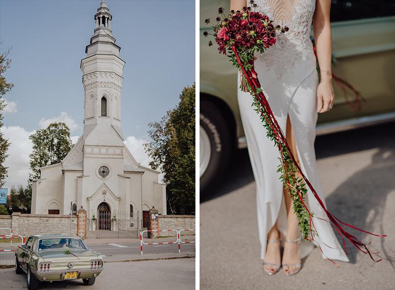 Martyna i Mirek - fotografia ślubna - Hotel Uroczysko - Kielce 27