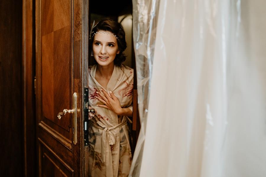 Ślub w stylu Wielkiego Gatsby - Wesele Pałac Goetz 5