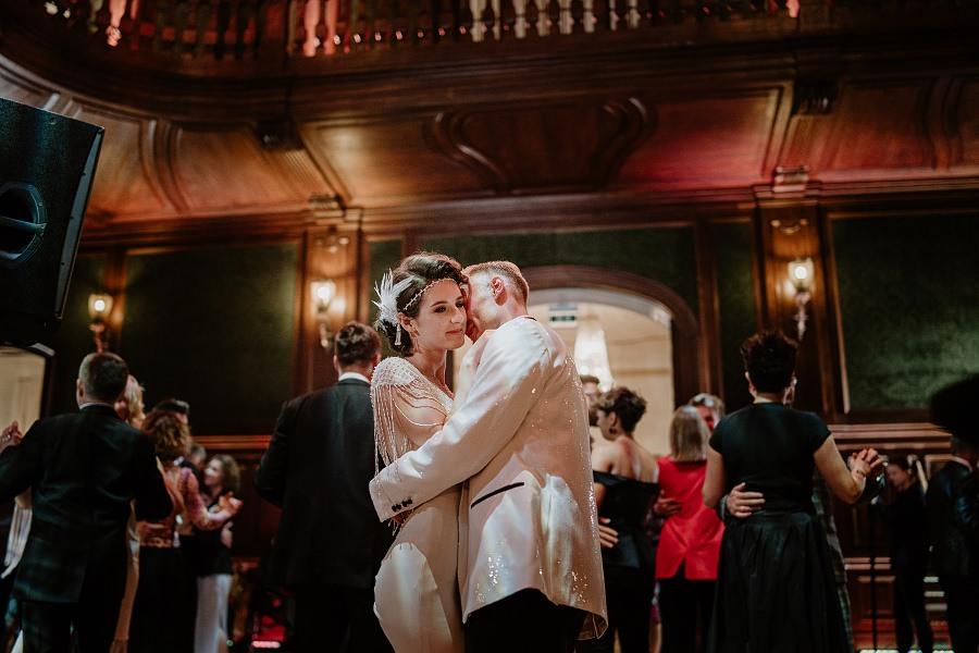 Ślub w stylu Wielkiego Gatsby - Wesele Pałac Goetz 64