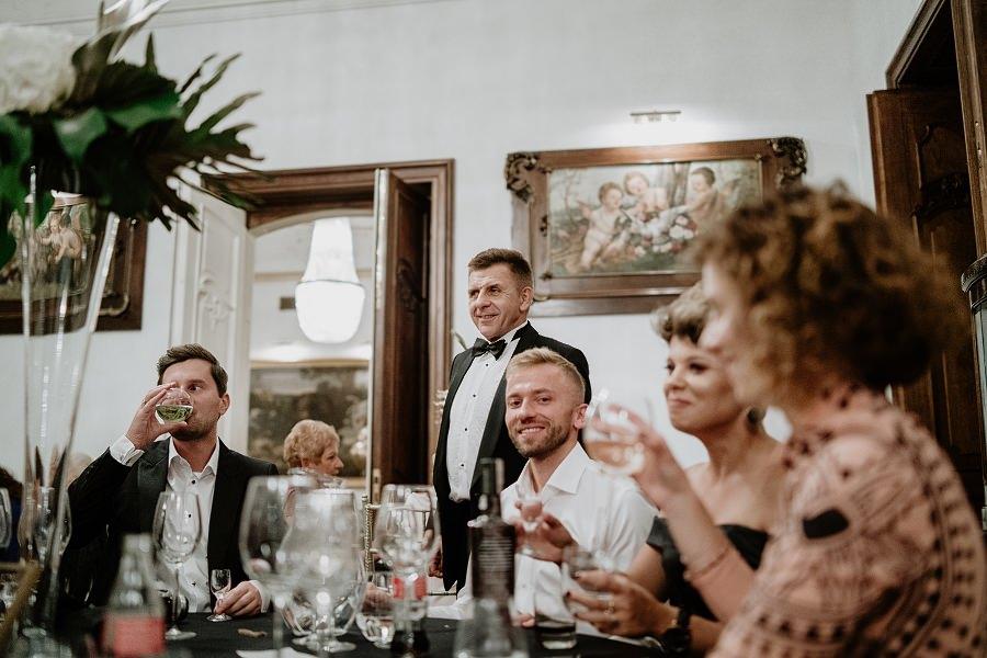 Ślub w stylu Wielkiego Gatsby - Wesele Pałac Goetz 68