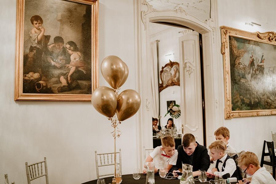 Ślub w stylu Wielkiego Gatsby - Wesele Pałac Goetz 69