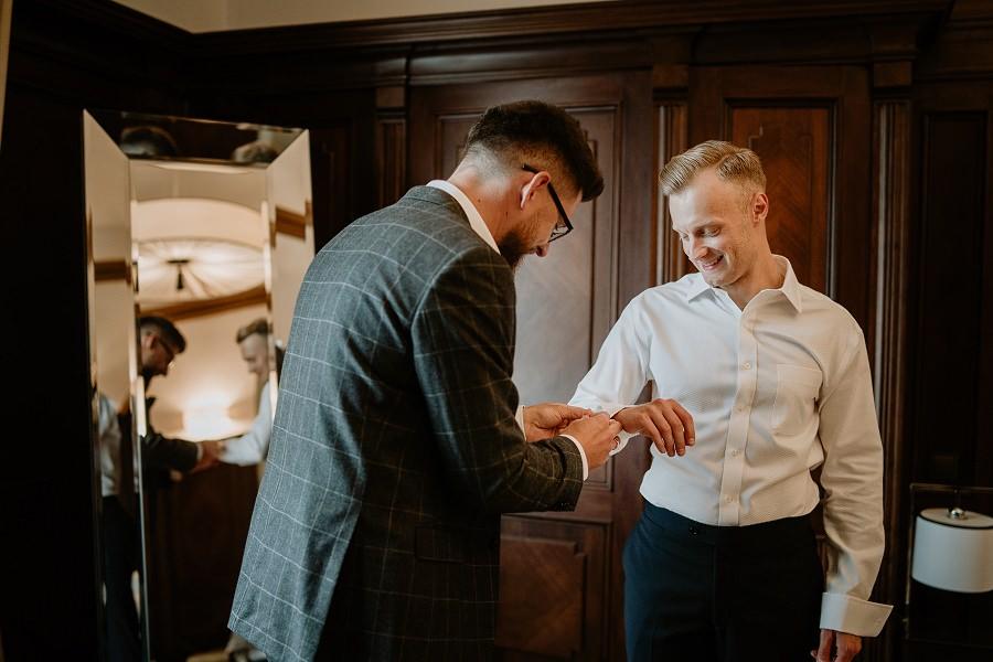 Ślub w stylu Wielkiego Gatsby - Wesele Pałac Goetz 6