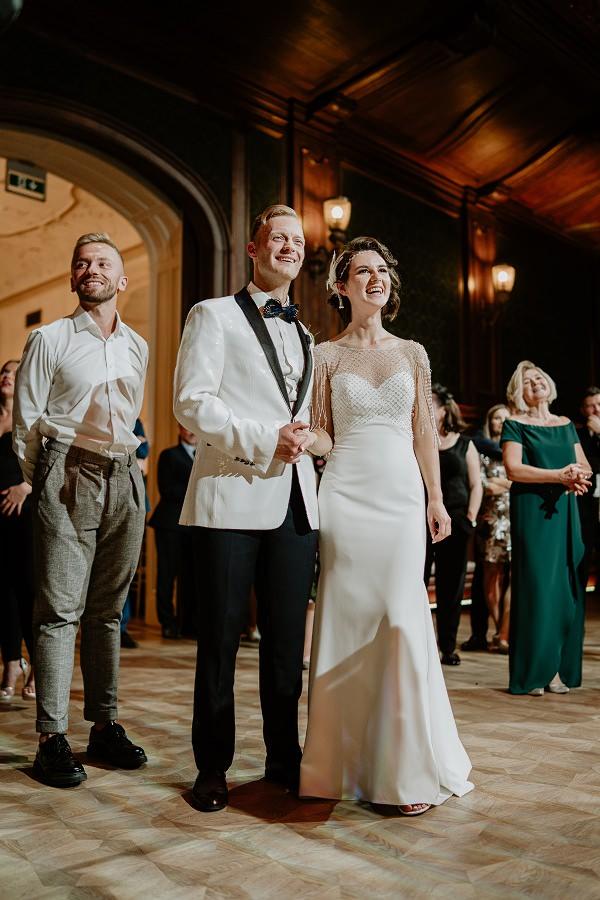 Ślub w stylu Wielkiego Gatsby - Wesele Pałac Goetz 71