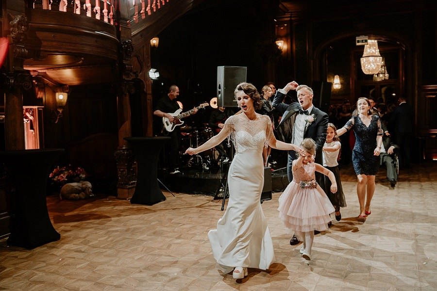 Ślub w stylu Wielkiego Gatsby - Wesele Pałac Goetz 78