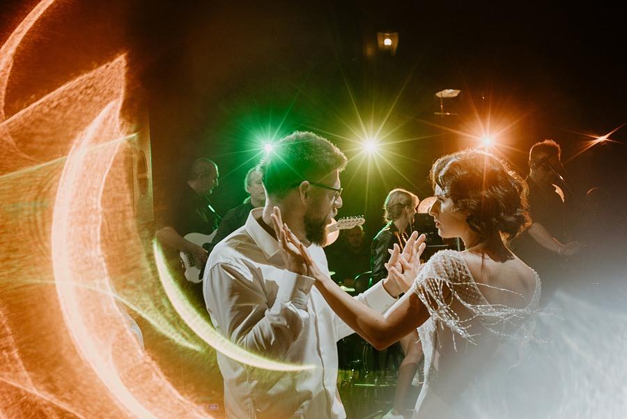 Ślub w stylu Wielkiego Gatsby - Wesele Pałac Goetz 81